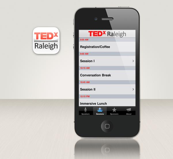 TEDx Schedule