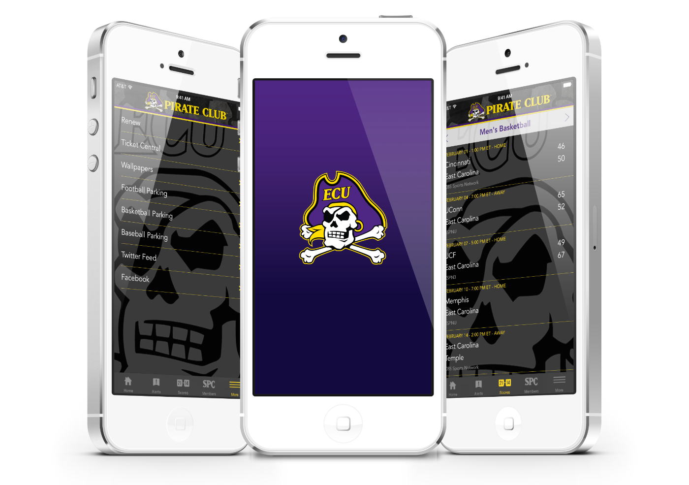 ECU Pirate Club